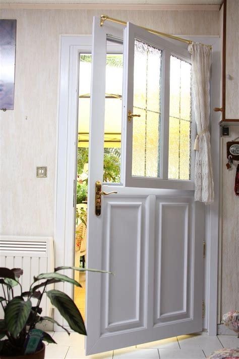 Porte d'entrée vitrée en PVC, modèle Corot. La véritable ...
