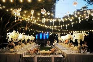 Outdoor Wedding - Photography Outdoor Lighting Equipment ...