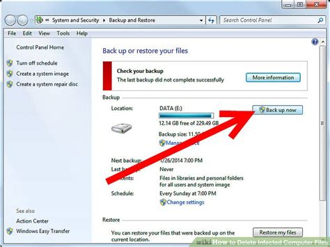 How To Delete Infected Computer Files 9 Steps (with Pictures