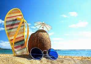 Fun Summer Beach Scenes