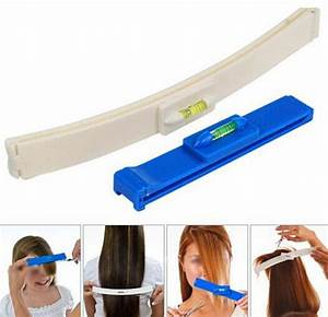 Hair Cutting Guide Layers Bang Style Scissor Clipper Comb