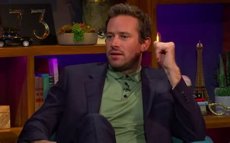 Actor Armie Hammer Denies Sexual Cannibal Fantasy ...