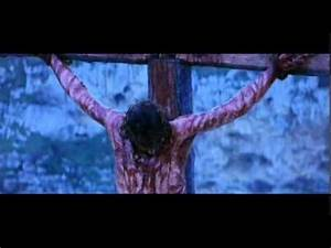 The Passion of the Christ - Crucifixion - YouTube