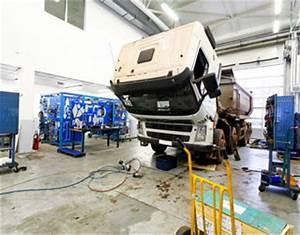 Heavy Truck Service  U0026 Repair