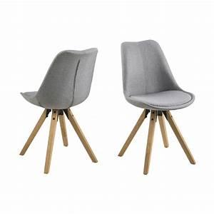 Chaise De Bureau Scandinave : chaise salle manger crosss chaise martinique guadeloupe mykaz ~ Teatrodelosmanantiales.com Idées de Décoration
