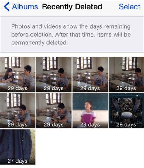 recently deleted photos iphone how do i recover deleted photos or videos on my iphone or Recen