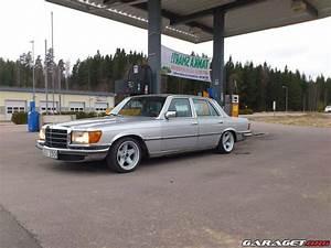 Garage Mercedes 92 : mercedes w116 350se 1973 garaget ~ Gottalentnigeria.com Avis de Voitures