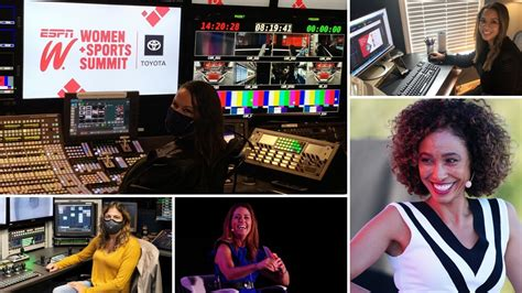 Driving Forces: Meet Some Of The Women Behind espnW: Women ...