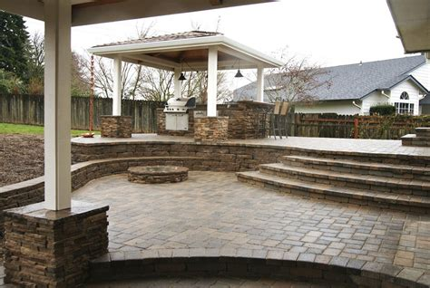 brick patio ideas for your house homestylediary