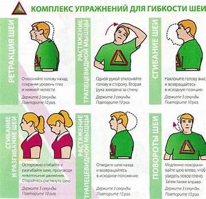 Какие упражнения нужны для лечения остеохондроза