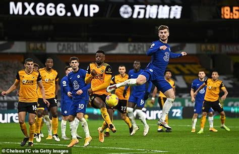 Chelsea forward Timo Werner 'needs to brush up on his ...