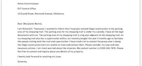 complaint letter  rude behaviour   employee