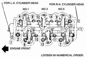 Torque Specifications For Cylinder Head Bolts Of Hr 15 De