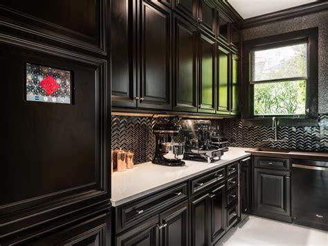 black backsplash kitchen kitchen black kitchen cabinets and lowes backsplash also