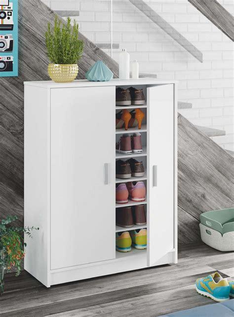 Large Shoe Storage Cabinet Furniture by Large Shoe Storage Cupboard Upto 40 Pairs