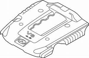 Infiniti M45 Engine Cover  Manifold  Intake  Exhaust