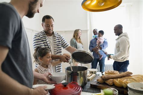 How to Host a Make Ahead Soup Buffet Party