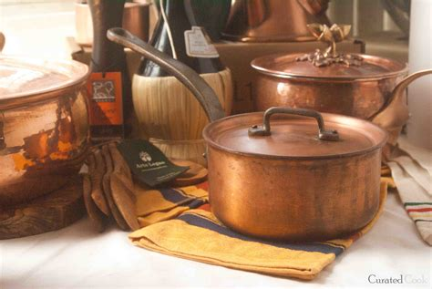 copper cookware benefits  disadvantage curated cook