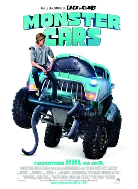 monster trucks video monster trucks 2017 poster 4 trailer addict