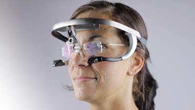 eye tracking head mounted  en ergoneers