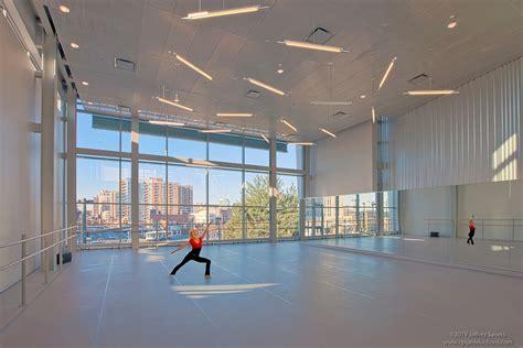 dancer  studio  montgomery college  interior design
