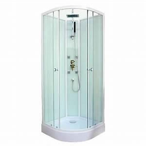 Cabine De Douche Hydromassante : cabine de douche hydromassante astro 1 4c 80cm achat ~ Dailycaller-alerts.com Idées de Décoration