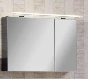 Küchenschrank Korpus Ohne Türen : lanzet spiegelschrank l6 leuchte 2 t ren korpus farbe grafit 90x6 ~ Buech-reservation.com Haus und Dekorationen