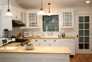 White Kitchen Decor Ideas Pictures Of Kitchens Traditional White Kitchen Cabinets Kitchen 15