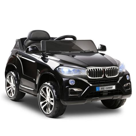 Bmw X5 Battery Cost by Ride On Car Bmw X5 Inspired Electric 12v Black
