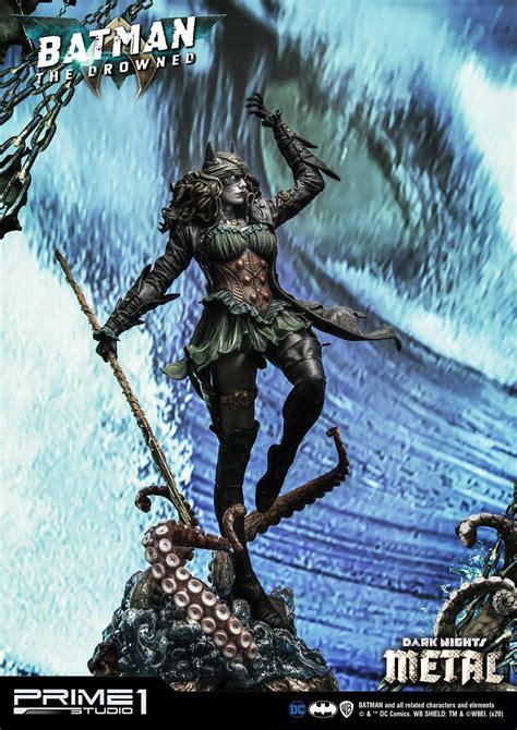 drowned dark metal nights prime studio statue version
