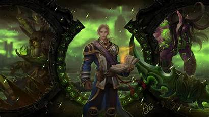 Warcraft 4k Wallpapers Legion Ultra Backgrounds Wallpaperaccess