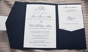 classic archives emdotzee designs With navy evening wedding invitations