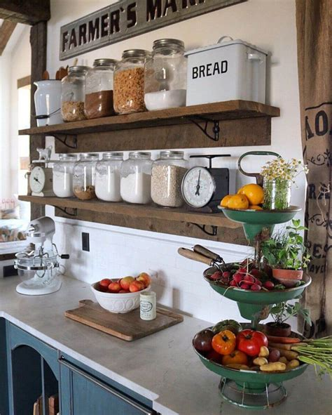 country themed kitchen decor 27 best country cottage style kitchen decor ideas and 6237