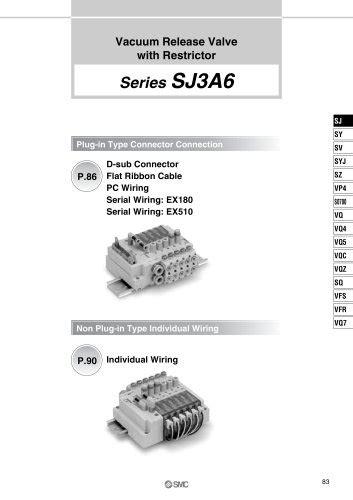 Tous les catalogues et fiches techniques (PDF) SMC PNEUMATIC