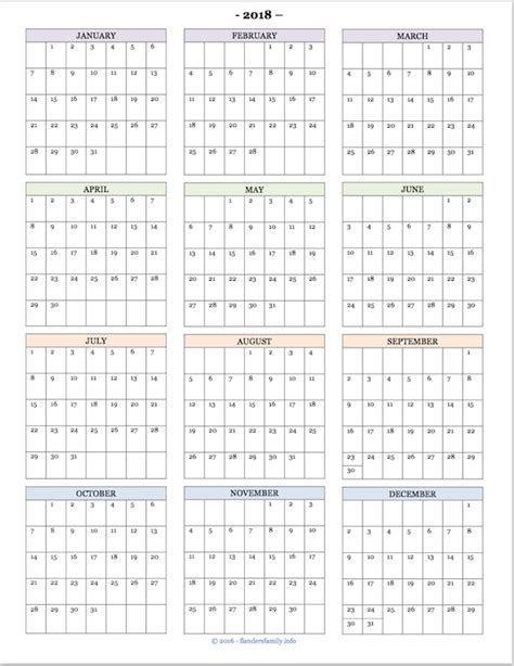 calendars advanced planning flanders family homelife