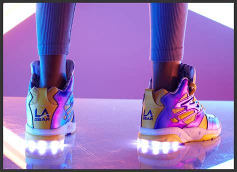 la gear light up shoes lavish 10588 clothing co la gear light ups