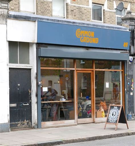 The most common london coffee shop material is cotton. Ten Things To Do In Stroud Green N4   Common grounds coffee, Finsbury park, Coffee shop