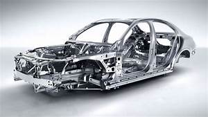 2016 Mercedes-Benz C450 Sedan Body Structure – Boron