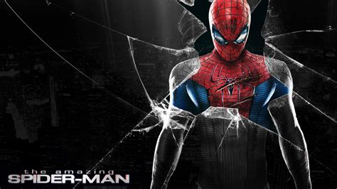2019 The Amazing Spider Man Wallpaper 1920x1080 Full Hd
