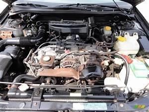 1999 Subaru Impreza Outback Sport Engine Photos