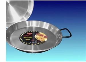 Paella Pfanne Induktion : paella pfanne professional 45cm ebay ~ Whattoseeinmadrid.com Haus und Dekorationen