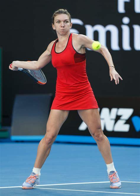 Simona Halep NikeCourt Melbourne Collection. Nike.com