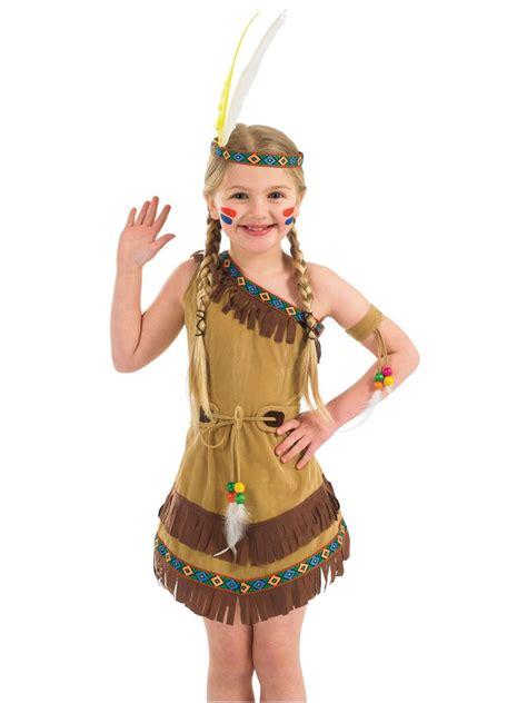 FANTASIA DE INDIA → Infantil de Carnaval Feminina