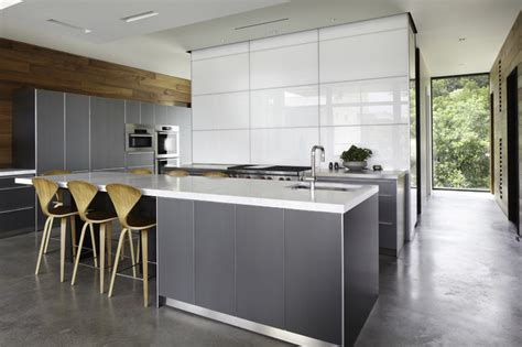 Hill Country Residence  Contemporary  Kitchen Austin