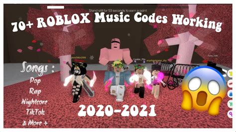 Occasionally, tracks are taken down by roblox, so if a code stops working, you'll have to look for a replacement. 70+ ROBLOX : Music Codes : WORKING (ID) 2020 - 2021 ( P-16 ...