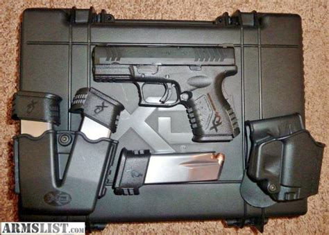 Armslist  For Saletrade Almost Brand New Springfield
