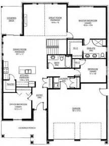 open concept floor plan faas construction ridgetown ontario