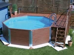 Pool Aus Holz : weka swimmingpools pool 593 b weka holzbau gmbh ~ Frokenaadalensverden.com Haus und Dekorationen
