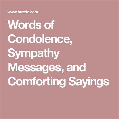 words of sympathy 1000 ideas about message of condolence on pinterest words of sympathy condolences and