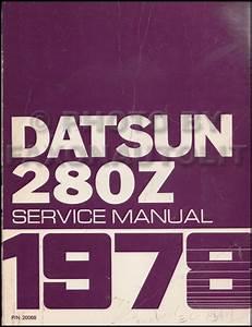 Download Datsun 280z Pdf Service Repair Workshop Manual